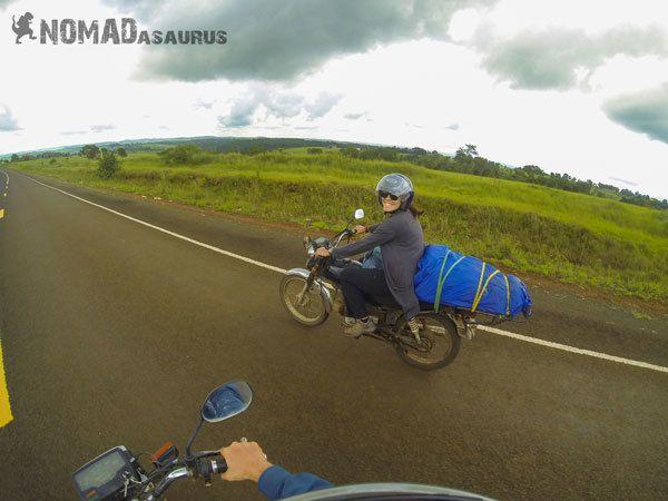 Cambodia Motorcycle Adventure