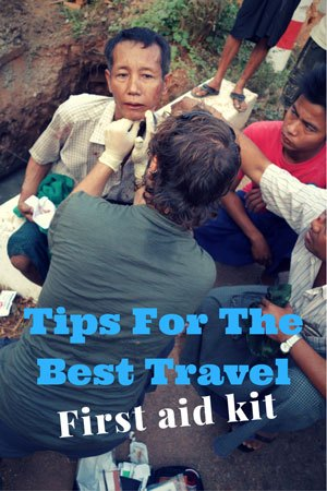 Tips for the Best First Aid Kit for Travel