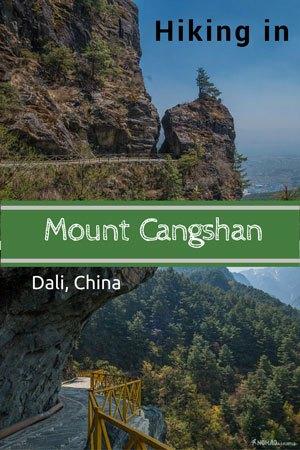 Mount Cangshan Dali Hike