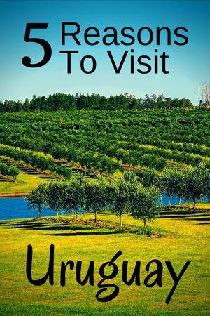 5 Reasons to visit Uruguay