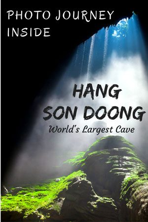 Hang Son Doong, Phong Nha National Park, Vietnam