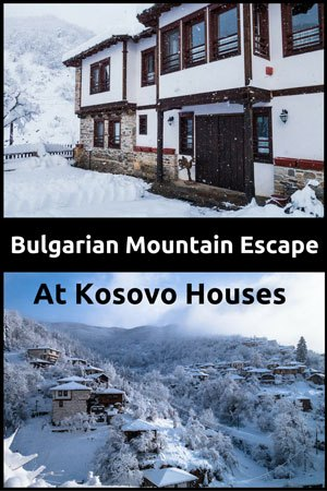 Kosovo Houses Bulgaria