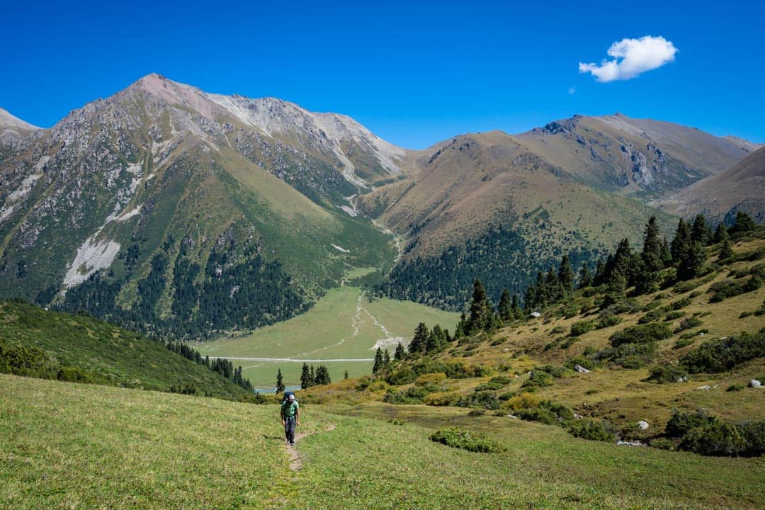 Photos Of Kyrgyzstan Jazza Hiking Jyrgalan Trek