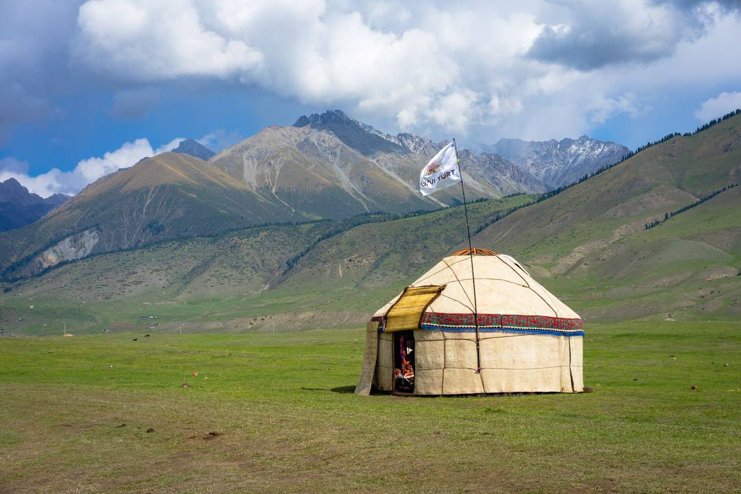 Photos Of Kyrgyzstan Yurt World Nomad Games