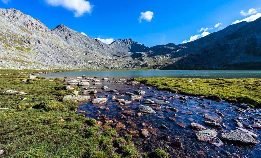 Second Lake Jyrgalan Trek