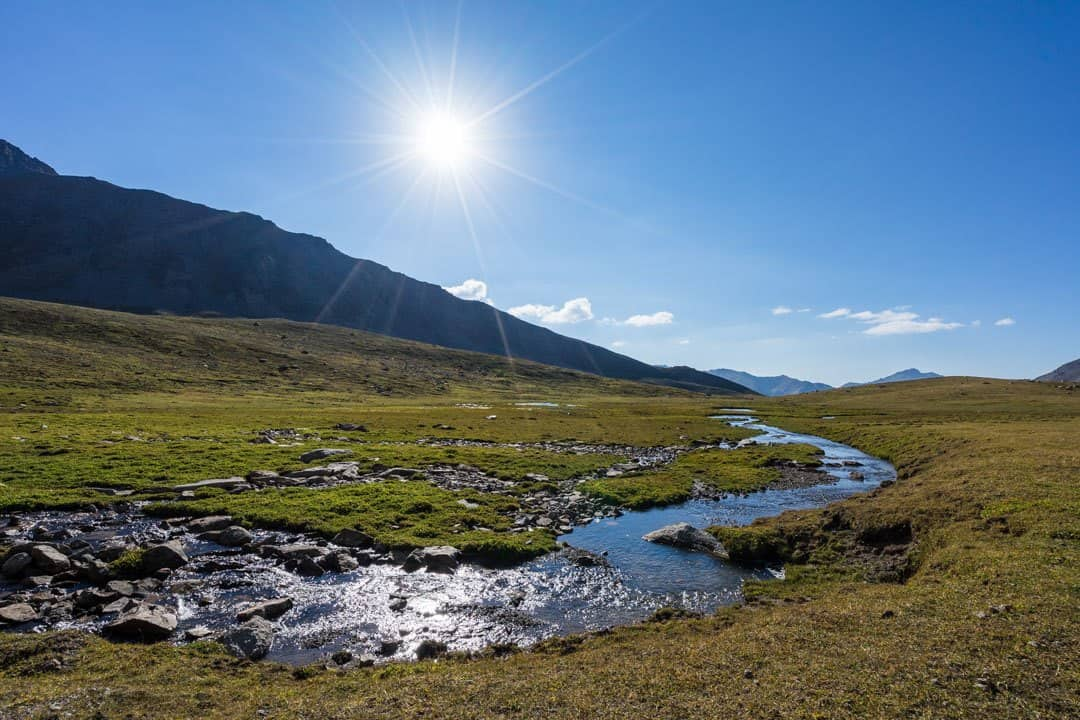 Photos Of Kyrgyzstan River Jyrgalan Trek