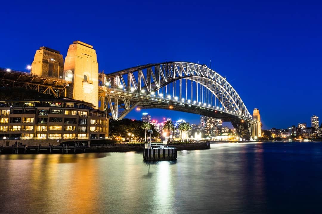Harbour Bridge Free Things To Do In Sydney