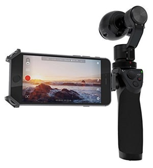 DJI Osmo Best Camera For Vlogging