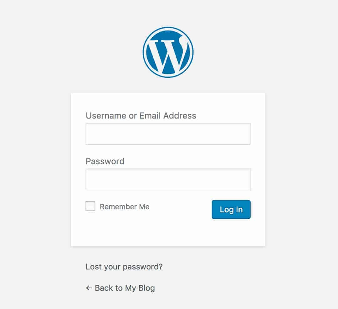 How To Start A Travel Blog WordPress Login