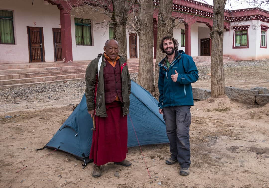 Monk I Shat Myself In A Tibetan Monastery