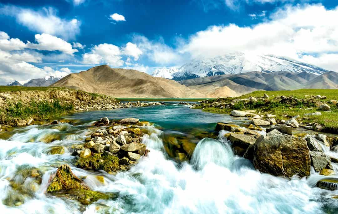 Karakul Lake Best Camera For Travel