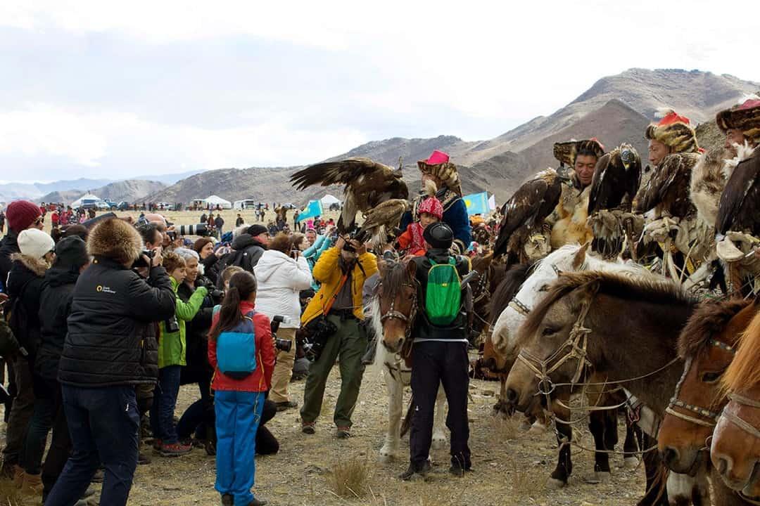 Chaos Photographers Mongolian Golden Eagle Festival