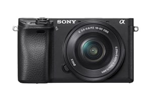 Sony A6300 Best Camera For Travel