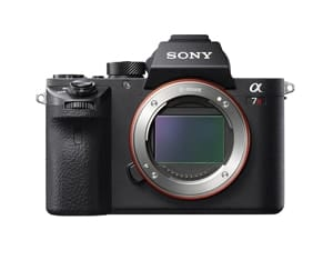 Sony A7Rii Best Camera For Travel