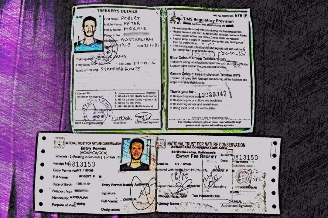 Permits Annapurna Circuit Beginners Guide