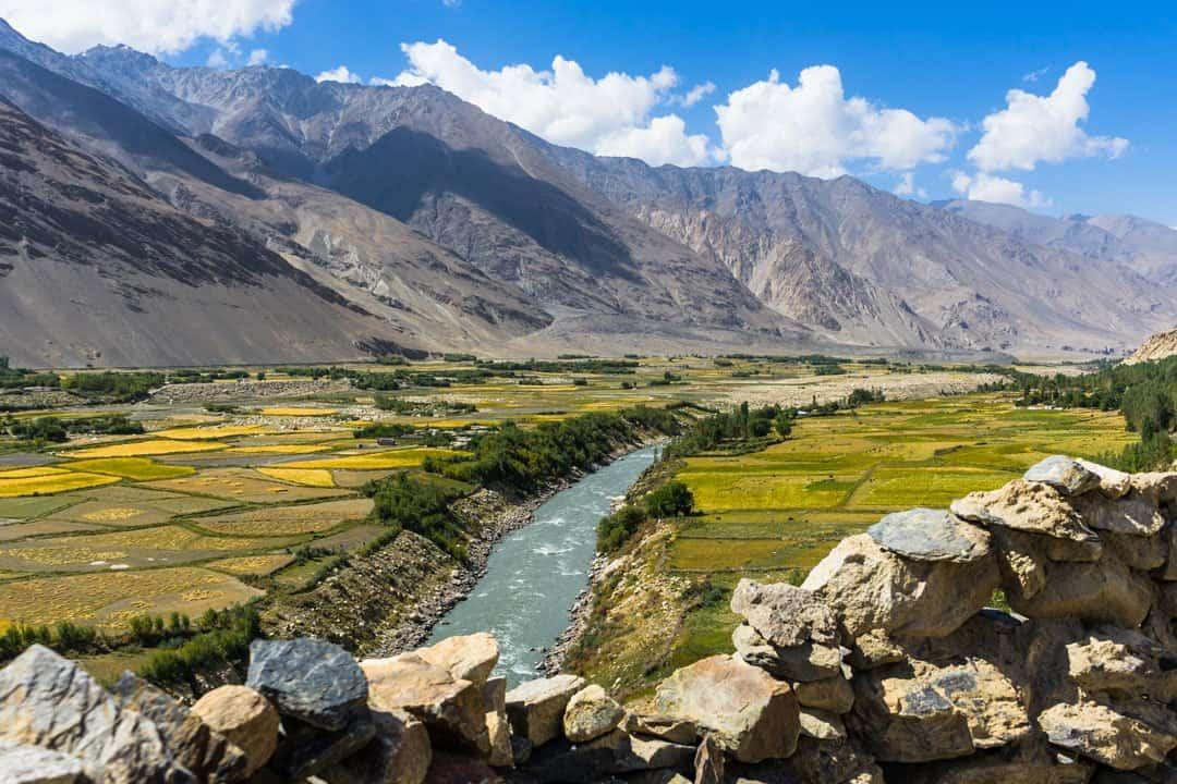 Ishkashim Fort Pamir Highway Adventure