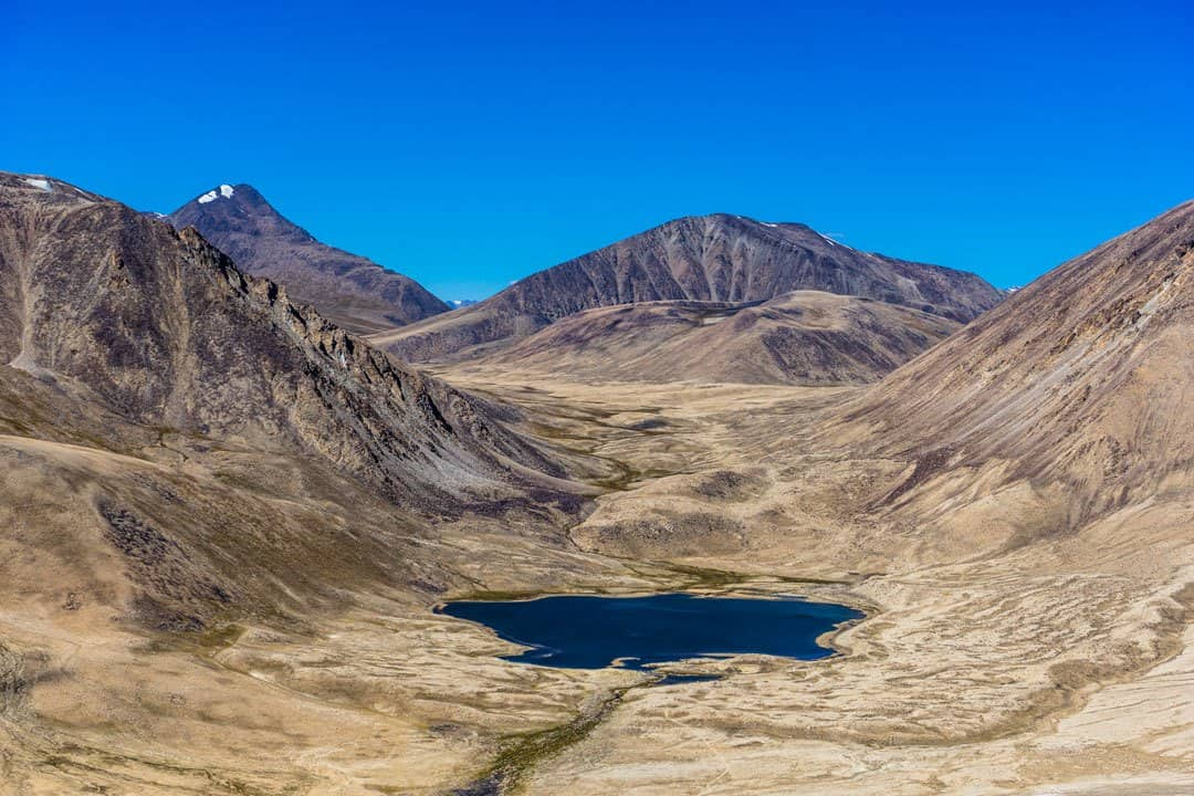 Panorama Ridge Pamir Highway Adventure