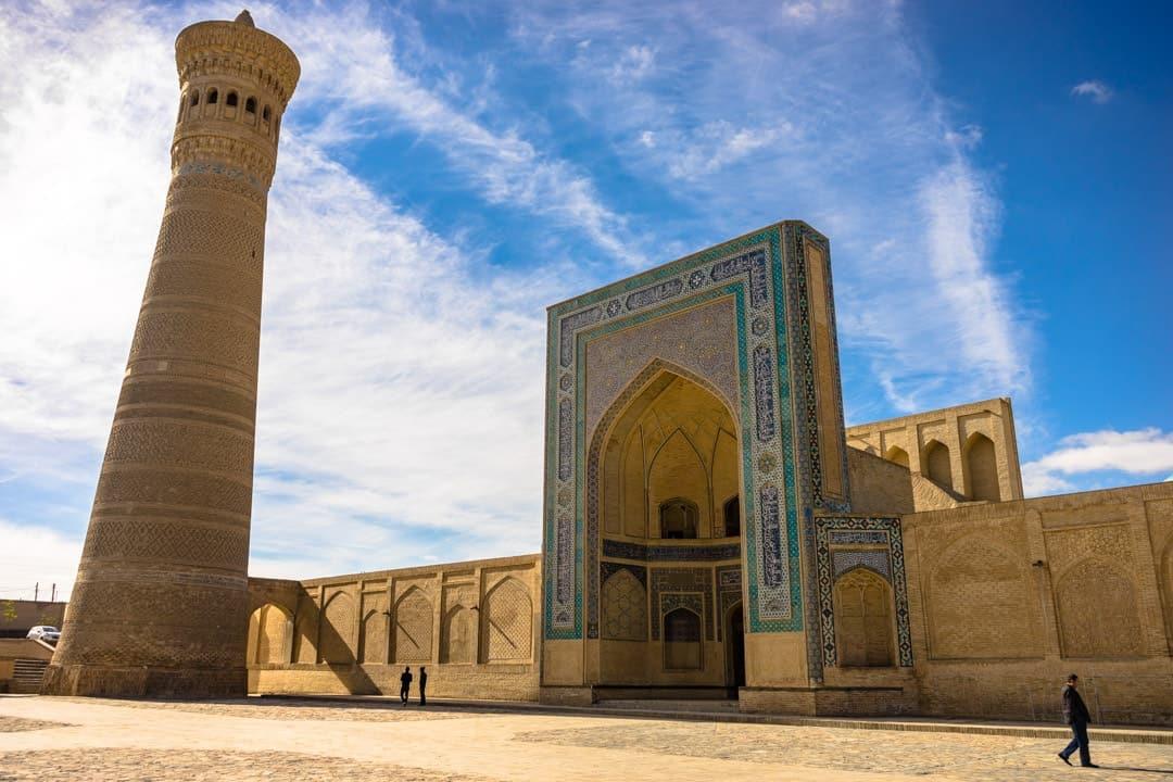 Bukhara Silk Road Photo Journey