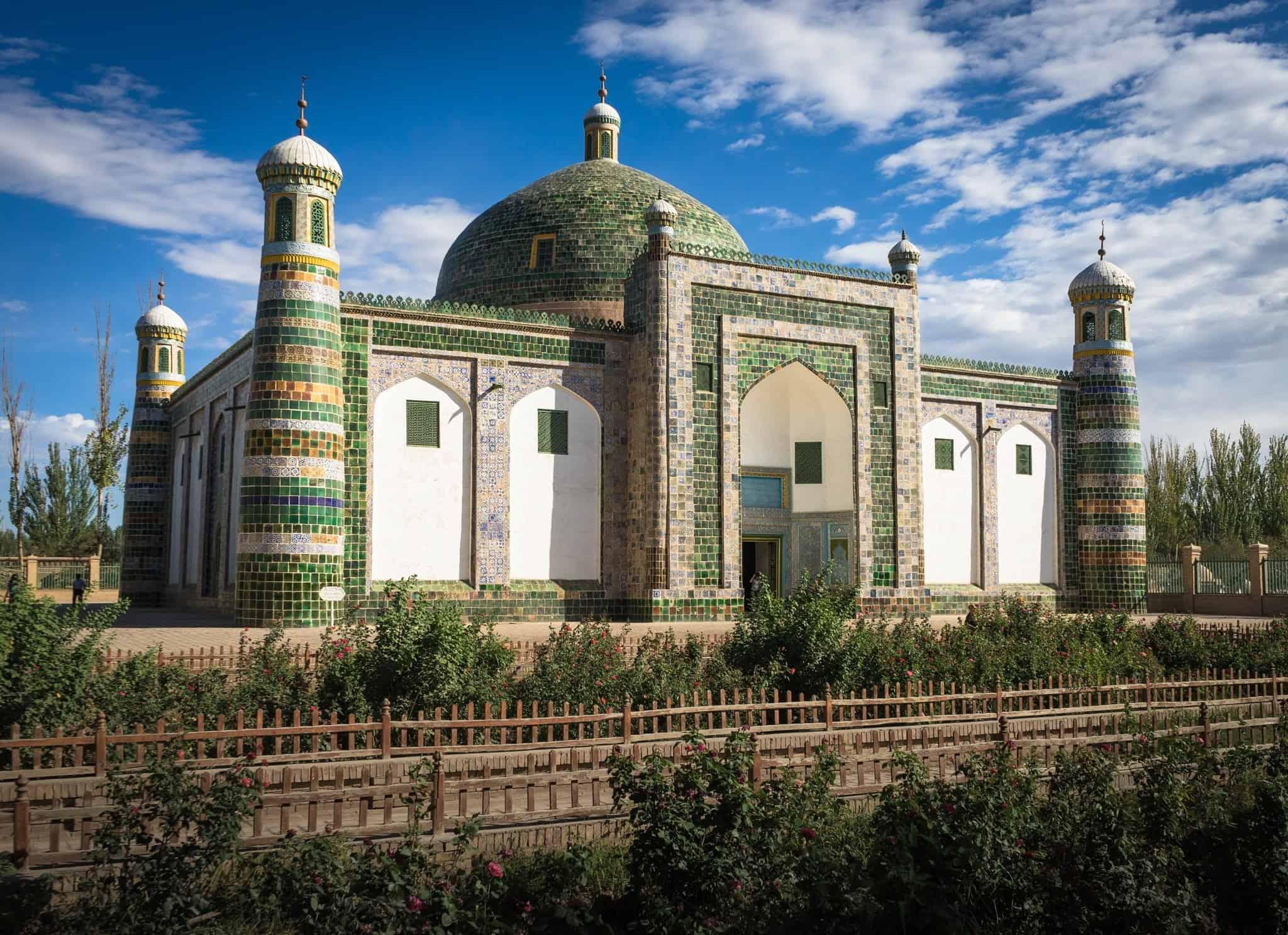 Aba Khoja Mausoleum Silk Road Photo Journey