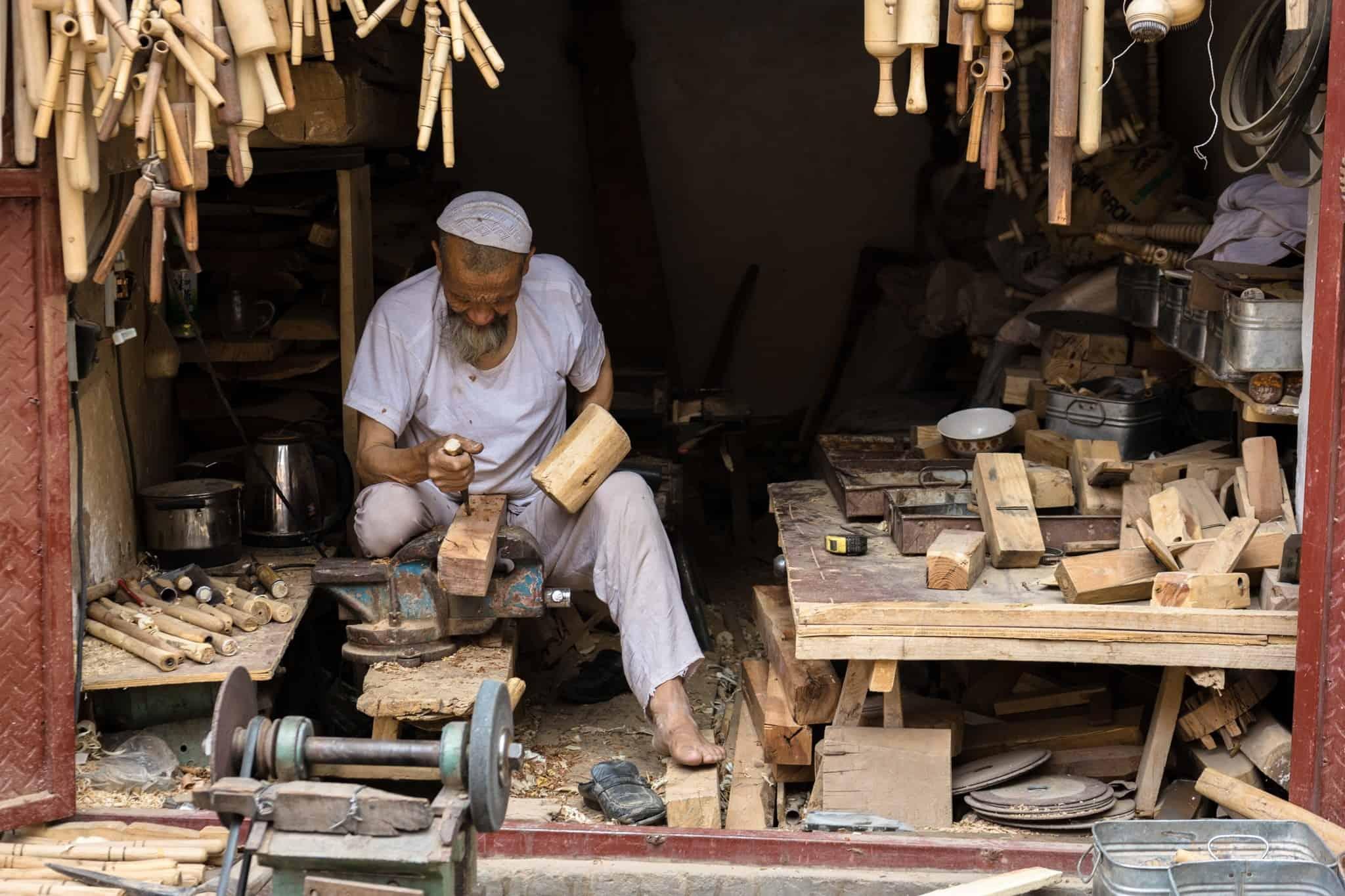 Workshop Kashgar Silk Road Photo Journey
