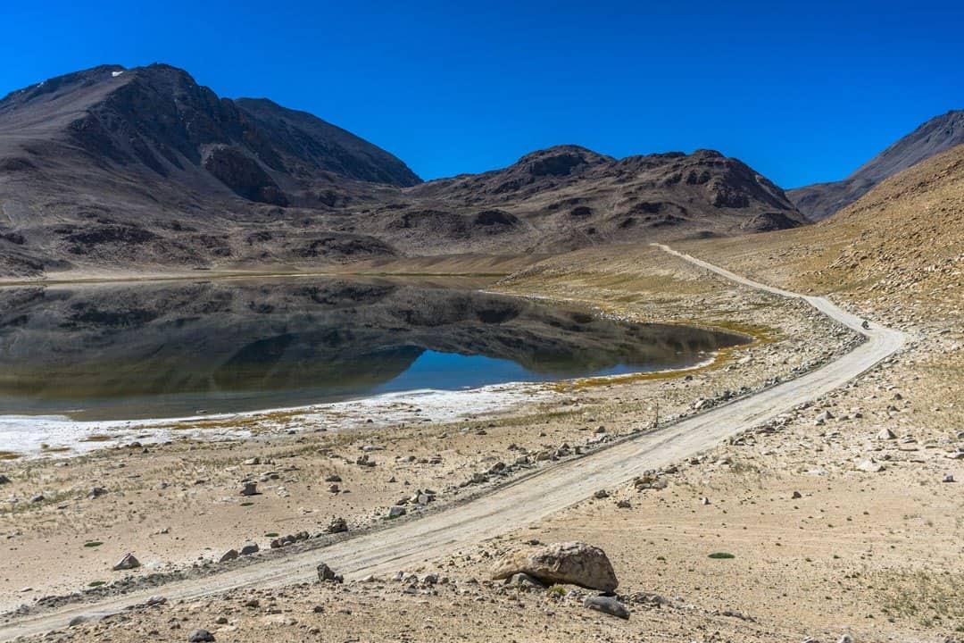 Tajikistan Lake Pamir Highway Adventure