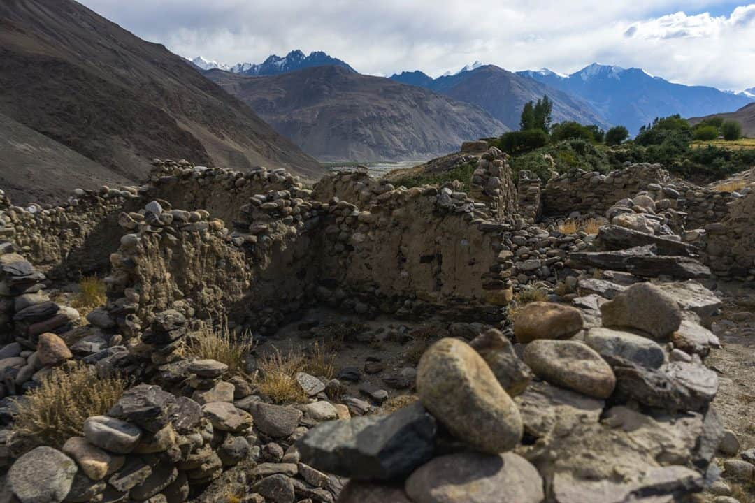 Ratm Fort Langar Pamir Highway Adventure