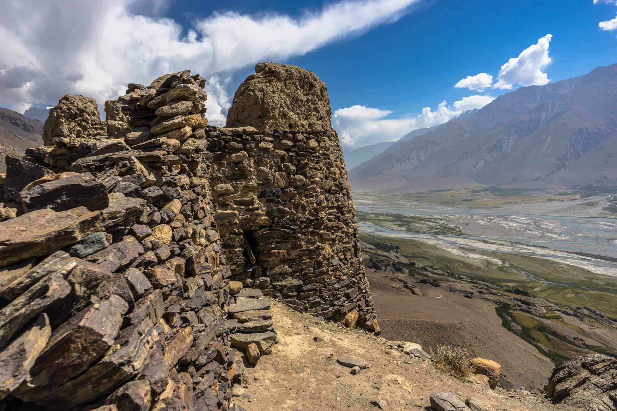 Yamchun Fort Silk Road Photo Journey