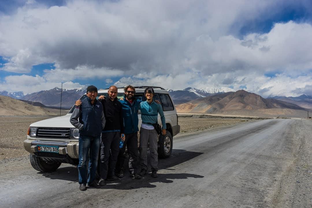 4x4 Group Pamir Highway Adventure