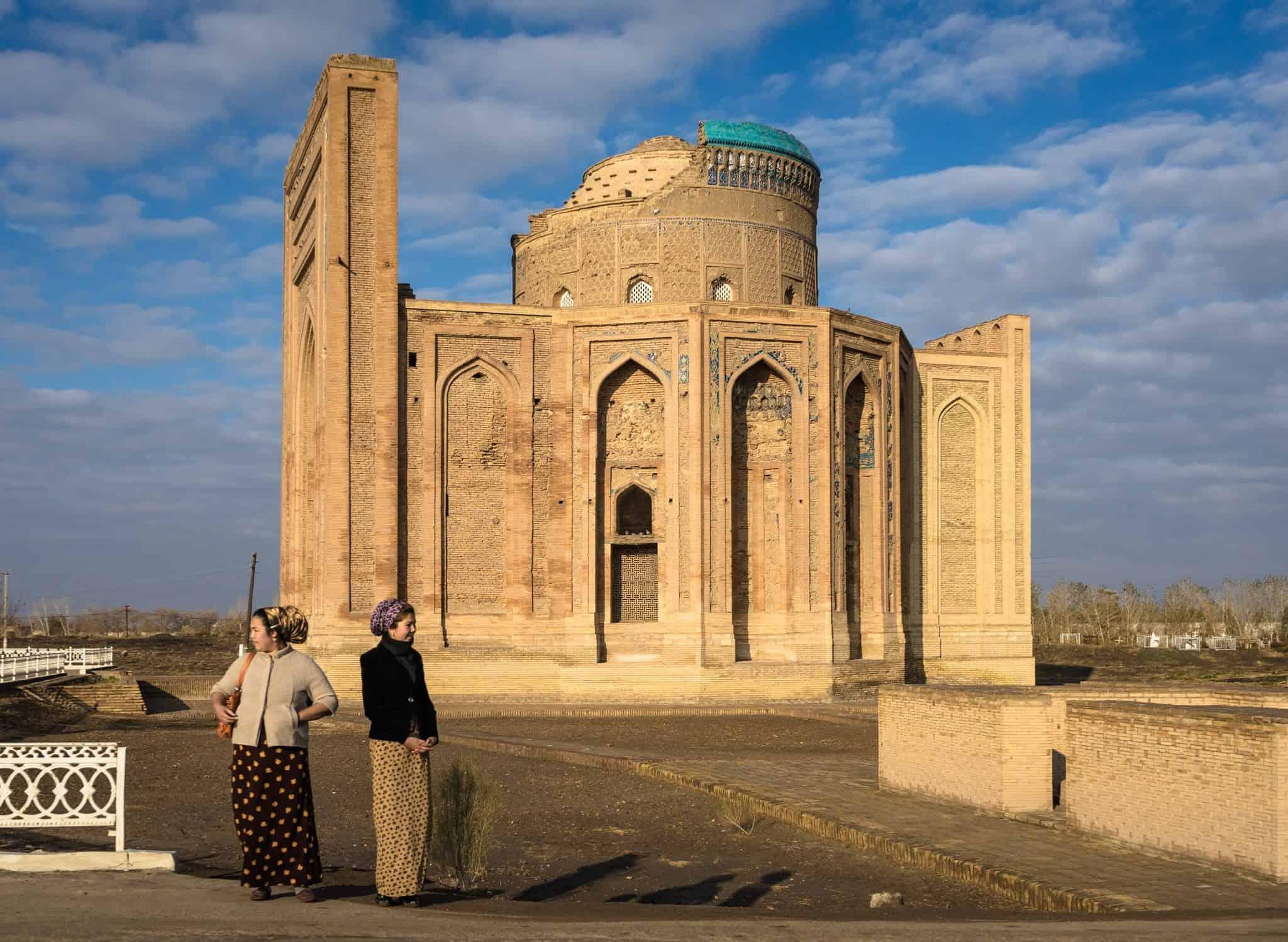 Turabek Khanum Konye Urgench Silk Road Photo Journey