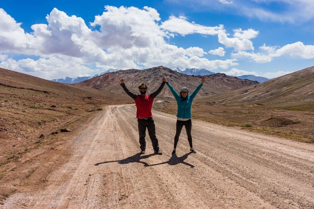 Us Border Pamir Highway