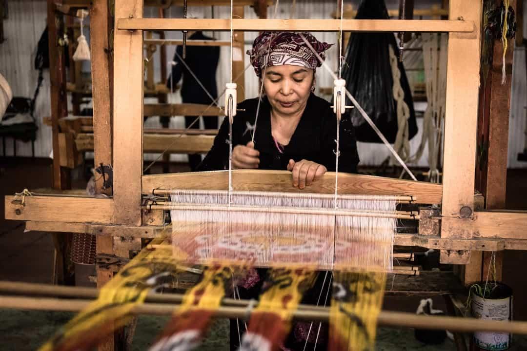 Carpet Silk Road Photo Journey