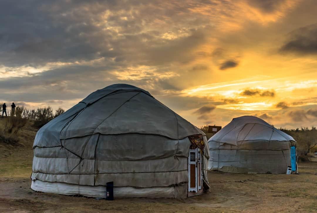 Aidar Yurt Camp Nurata Uzbekistan Silk Road Photo Journey