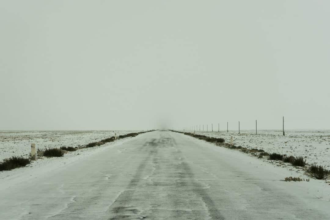 Karakul Snow Pamir Highway Adventure