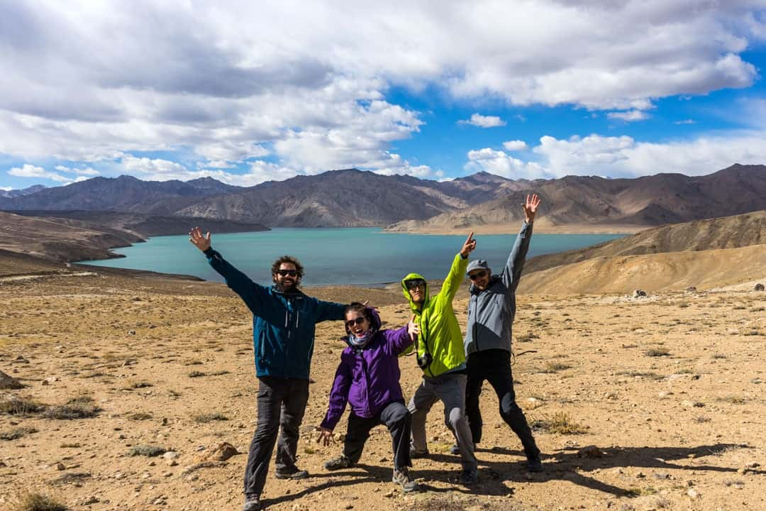 Yashikul Lake Bulunkul Pamir Highway