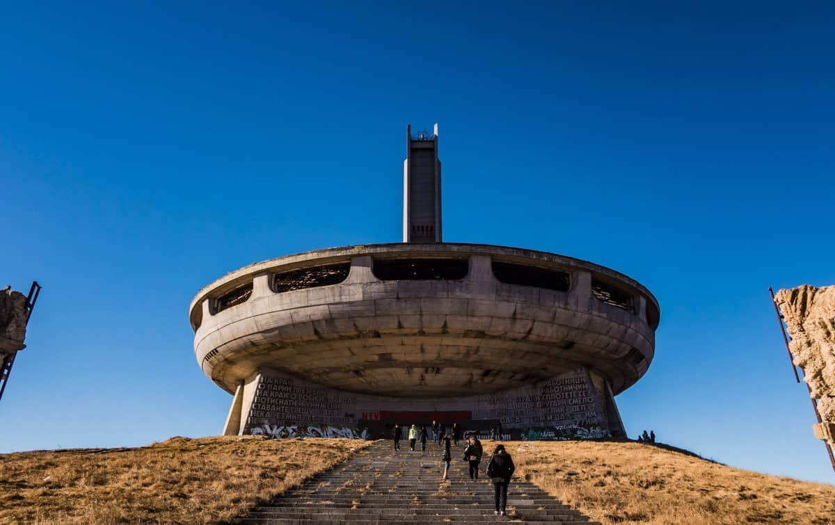 Buzludzha 2017 World Nomads Travel Writing Scholarship