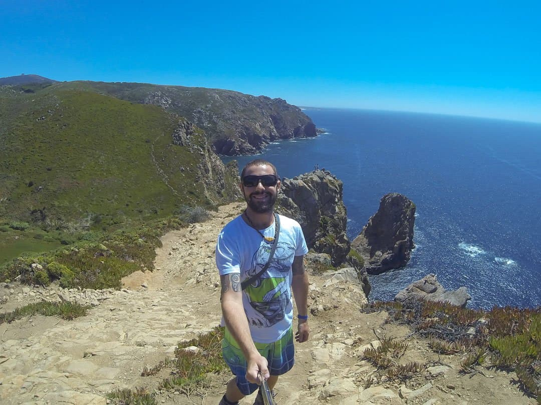 Cabo Da Roca World Nomads Travel Writing Scholarship