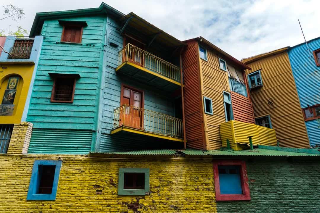 La Boca 3 Days In Buenos Aires