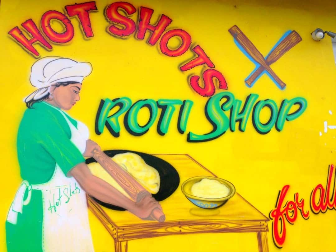 Roti Trinidad And Tobago