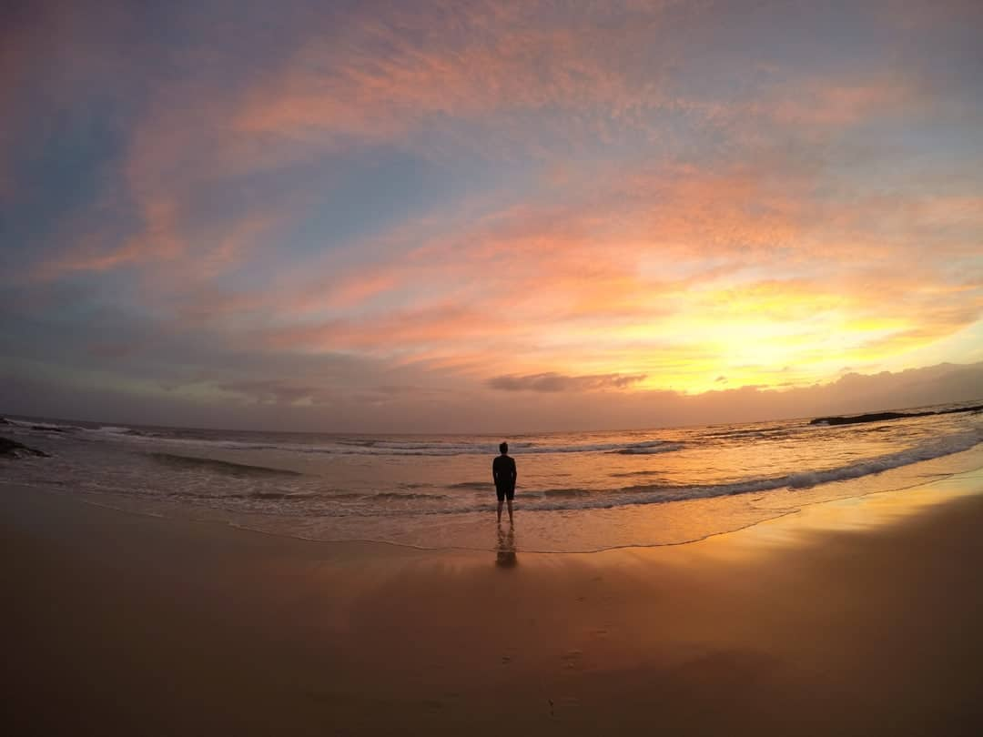 Sunrise How To Take Awesome GoPro Photos