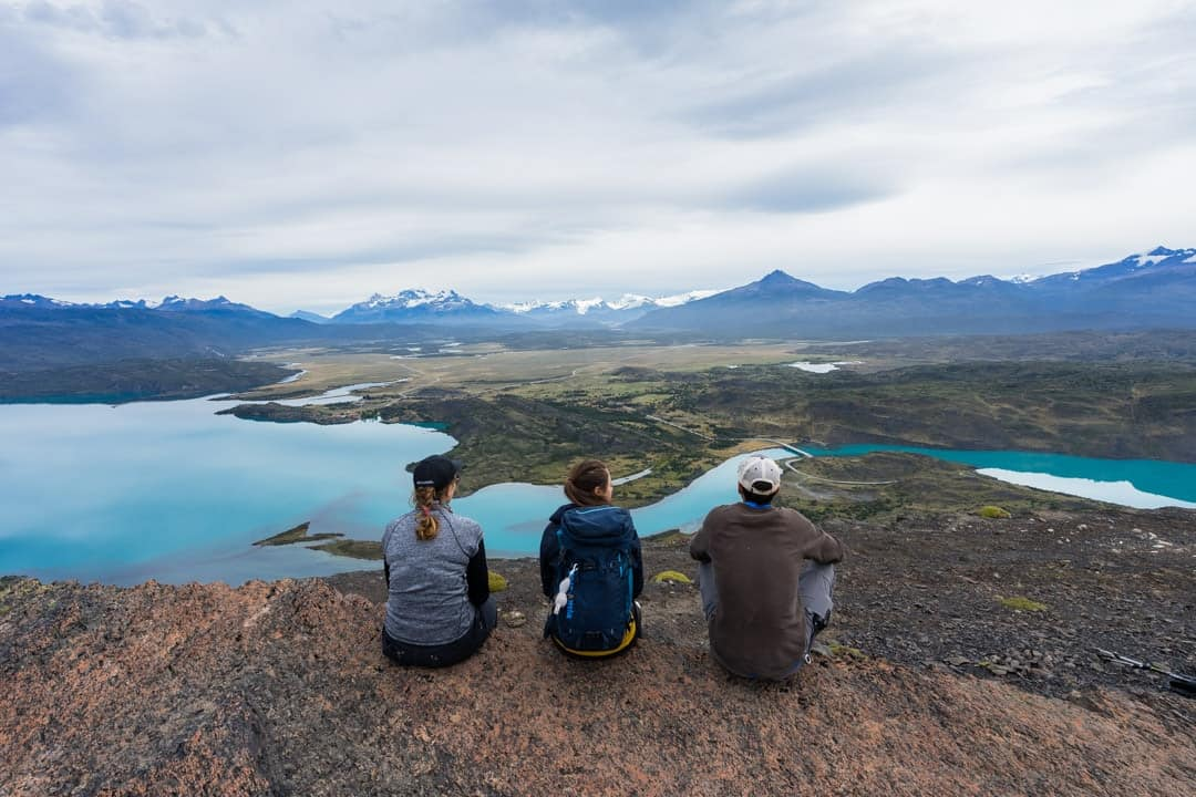 Lazo Weber Hike Torres Del Paine