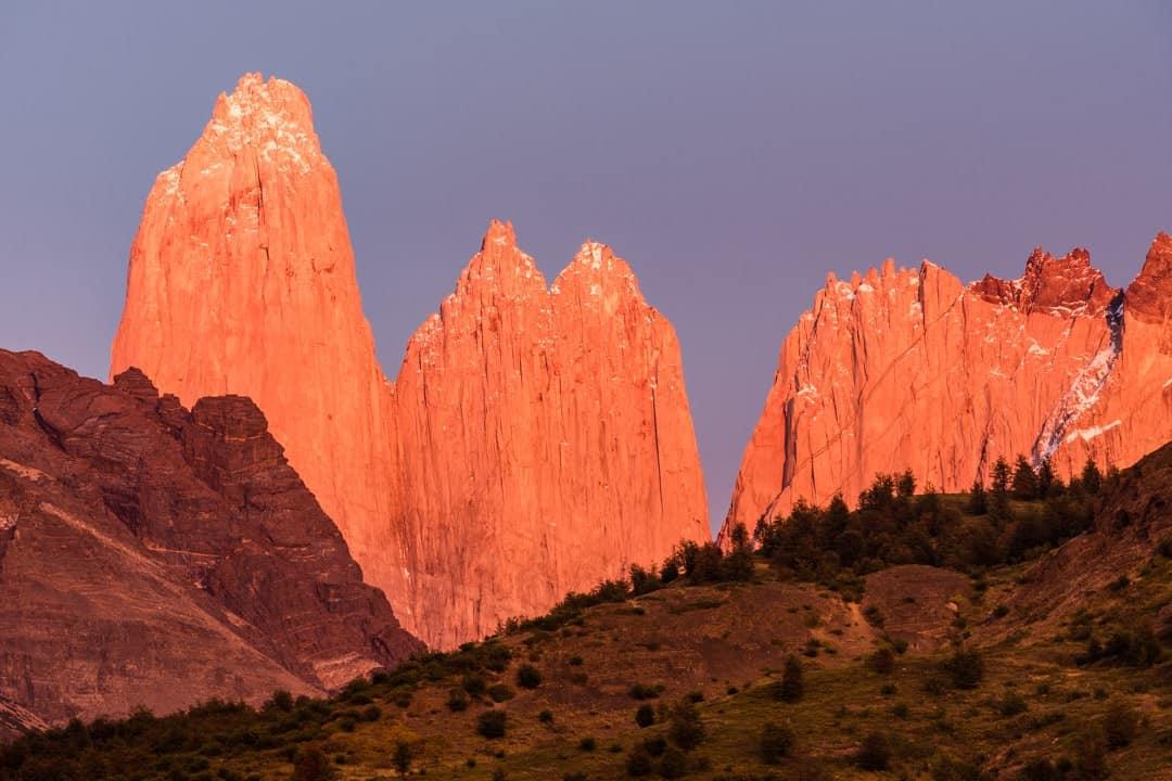 Los Torres Sunrise