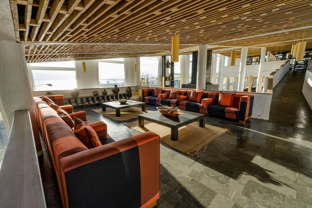 Remota Hotel Puerto Natales Sitting Area